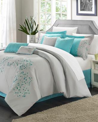 Chic Home Sakura Comforter Set