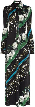 Erdem Turina floral print dress