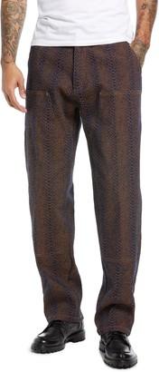 Chinatown Market Snakeskin Carpenter Pants