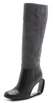 United Nude Mobius Kate Cutout Wedge Boots