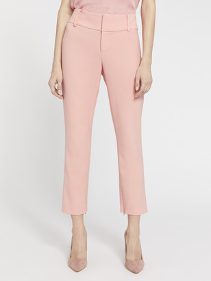Alice + Olivia Stacey Slim Ankle Pant