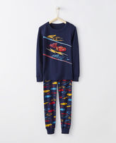 Hanna Andersson Disney•Pixar Cars 3 Long John Pajamas In Organic Cotton