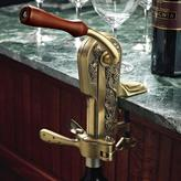 Wine Enthusiast 25 oz. Legacy Corkscrew (Antique Bronze)
