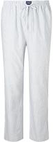 Polo Ralph Lauren Oxford Stripe Lounge Pants, Blue
