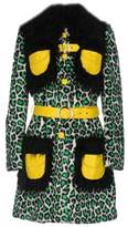 Jeremy Scott Faux fur