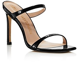 Stuart Weitzman Women's Aleena High-Heel Slide Sandals