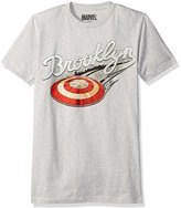 Marvel Men's Brooklyn Sg Short Sleeve T-Shirt
