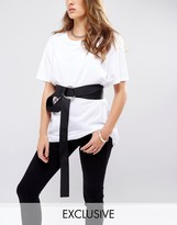 Glamorous Double Wrap Belt with Ring Fastening