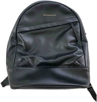 WANT Les Essentiels Black Leather Bags