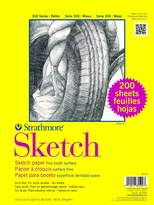 """Strathmore 300 Series Sketch, 9""""x12"""", 200 Sheets per Class Pack"""