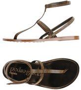 Pedro Garcia Toe post sandal