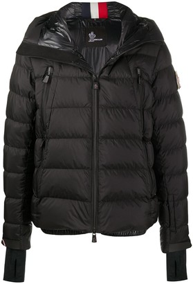 MONCLER GRENOBLE Quilted Down Jacket