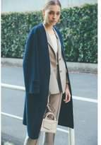 Mila Owen (ミラ オーウェン) - ミラオーウェン ロング丈スーツテーラードジャケット