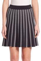 Ohne Titel Dash Pattern Skirt