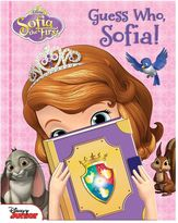 Disney Disney's Sofia the First Guess Who Book