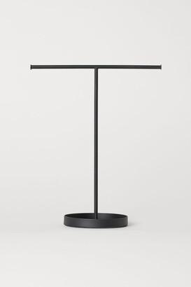 H&M Metal Jewelry Stand - Black