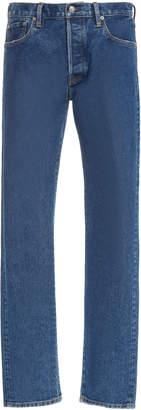 Simon Miller Narrow Straight-Leg Jeans
