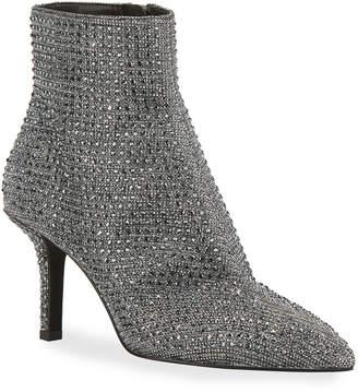 MICHAEL Michael Kors Katerina Crystal Fabric Booties