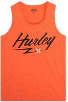 Hurley Bolt Logo Tank