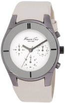 Kenneth Cole New York Women's KC2598 Analog White Dial Watch