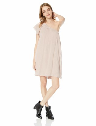 O'Neill Women's Karma Woven Off The Shoulder Dress