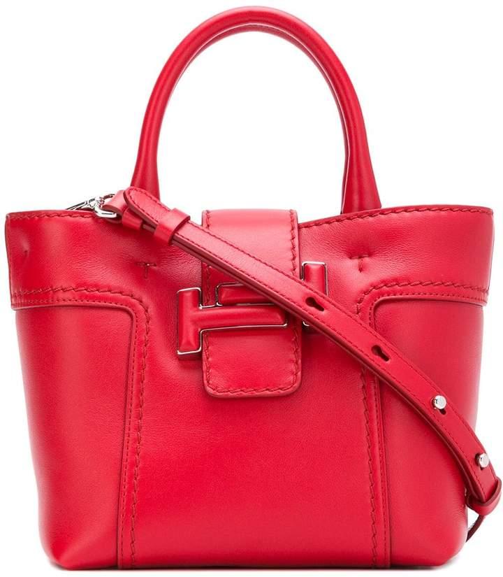 Tod's Double T shopping mini bag