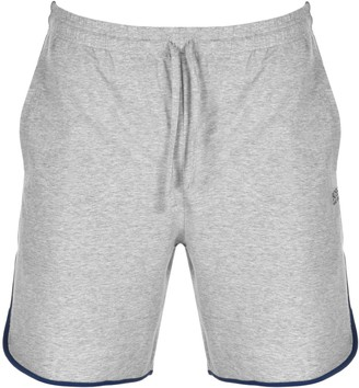 Boss Business BOSS Bodywear Lounge Shorts Grey