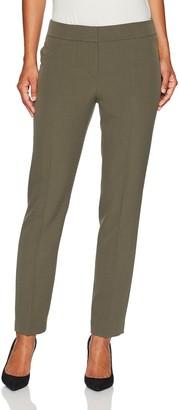 Kasper Women's Petite Size Slim Pant