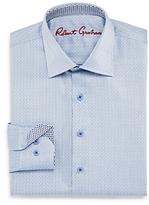 Robert Graham Boys' Barry Dress Shirt - Big Kid