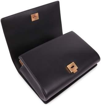 Dolce & Gabbana Black Devotion Bag L