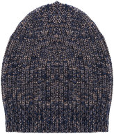 Brunello Cucinelli ribbed beanie - men - Cashmere - M