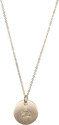 Nashelle Rainbow ID Necklace