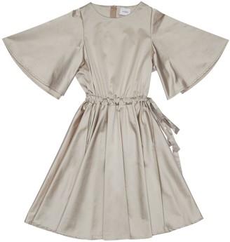 Unlabel Cotton Satin Dress