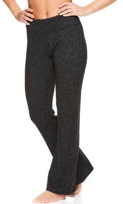 Gaiam Women's Marled Yoga Pant