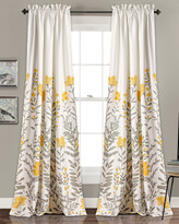 Triangle Home Fashion Aprile Room Darkening Window Curtain