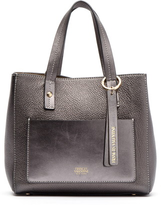 Frances Valentine Small Chloe Leather Tote