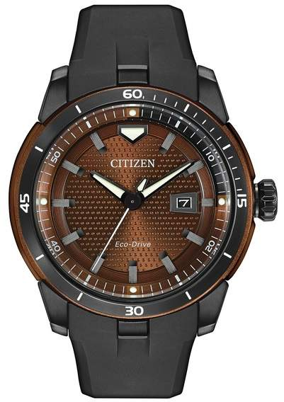 Citizen Men's Eco-Drive Ecosphere Watch, 47mm