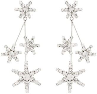 Jennifer Behr Saros crystal earrings