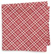 Nordstrom Men's Palo Plaid Pocket Square