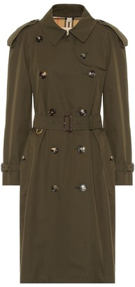 Burberry The Westminster cotton trench coat