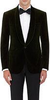 Ralph Lauren Purple Label Men's Cotton Velvet Single-Button Sportcoat