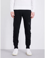 Cp Company Lens-detail Cotton-jersey Jogging Bottoms
