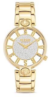 Versus By Versace Versus Kirstenhof Link Bracelet Watch, 36mm