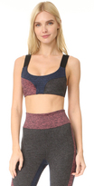 Free People Movement Color Blocked Dylan Sports Bra