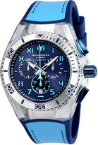 Technomarine TECHNO MARINE Techno Marine Mens Blue Strap Watch-Tm-115069