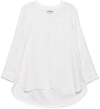 Max Mara 'S V-Neck Tunic Shirt