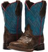 Roper Chevron Cowboy Boots