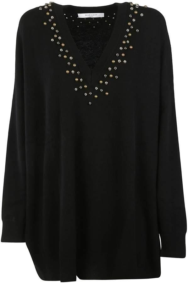 Givenchy Embellished Sweater