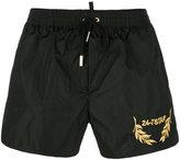 DSQUARED2 24-7 Star swim shorts