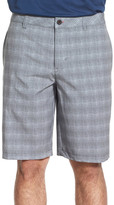 Travis Mathew Hull Plaid Stretch Short